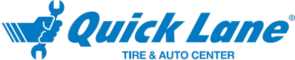 Quick Lane at Portsmouth Ford Kia blue logo